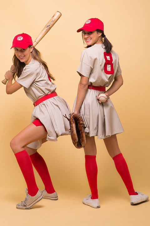 90s costume ideas a league of their own