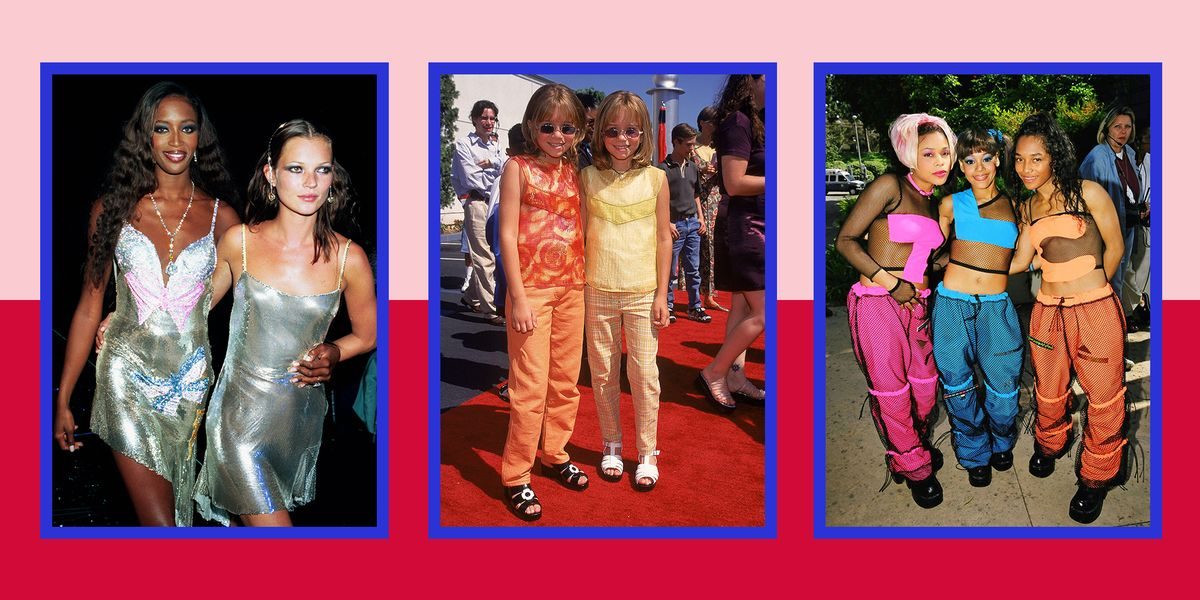 Best Fashion Moments of the 90s - 90s Fashion Trends