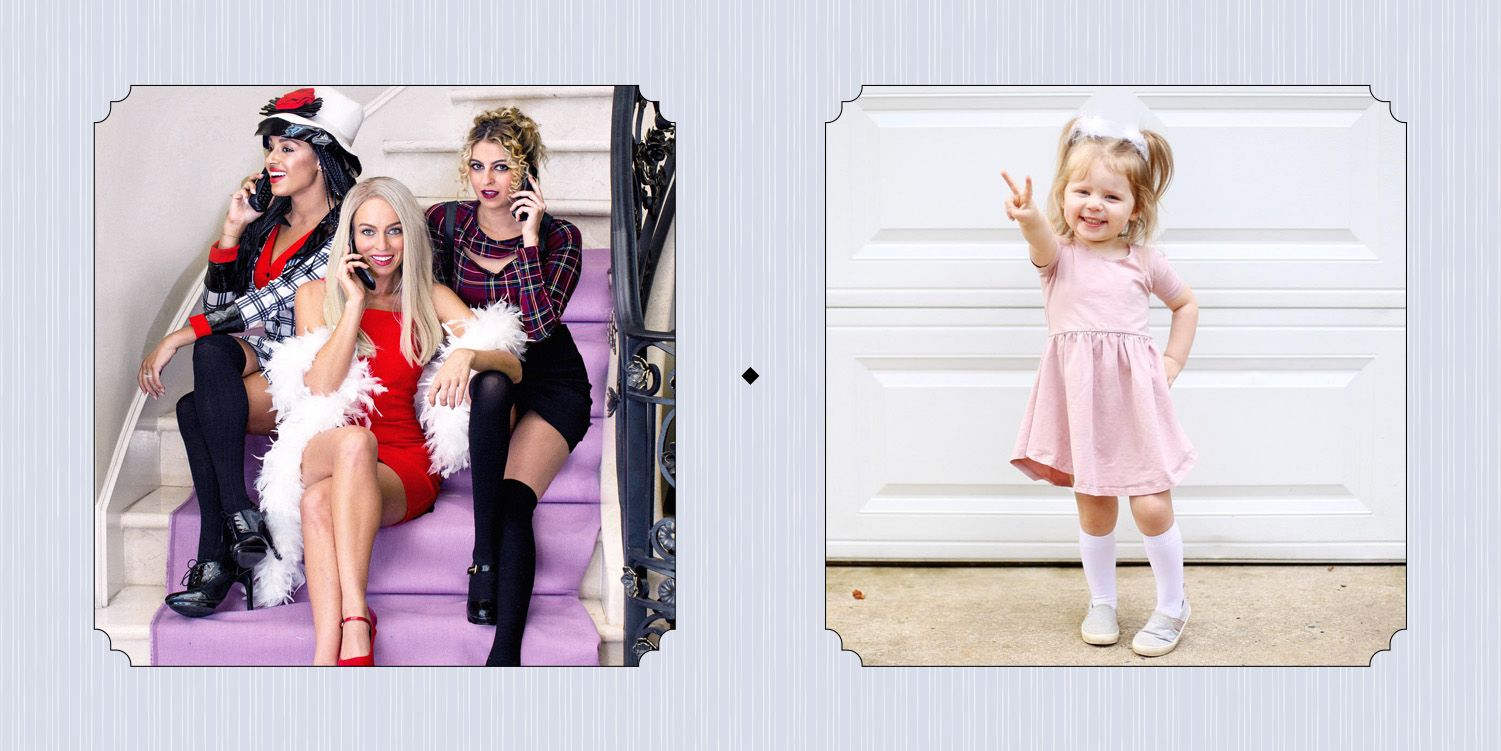 Baby Glam Girl Baby Spice Girls Inspired Adult Costume