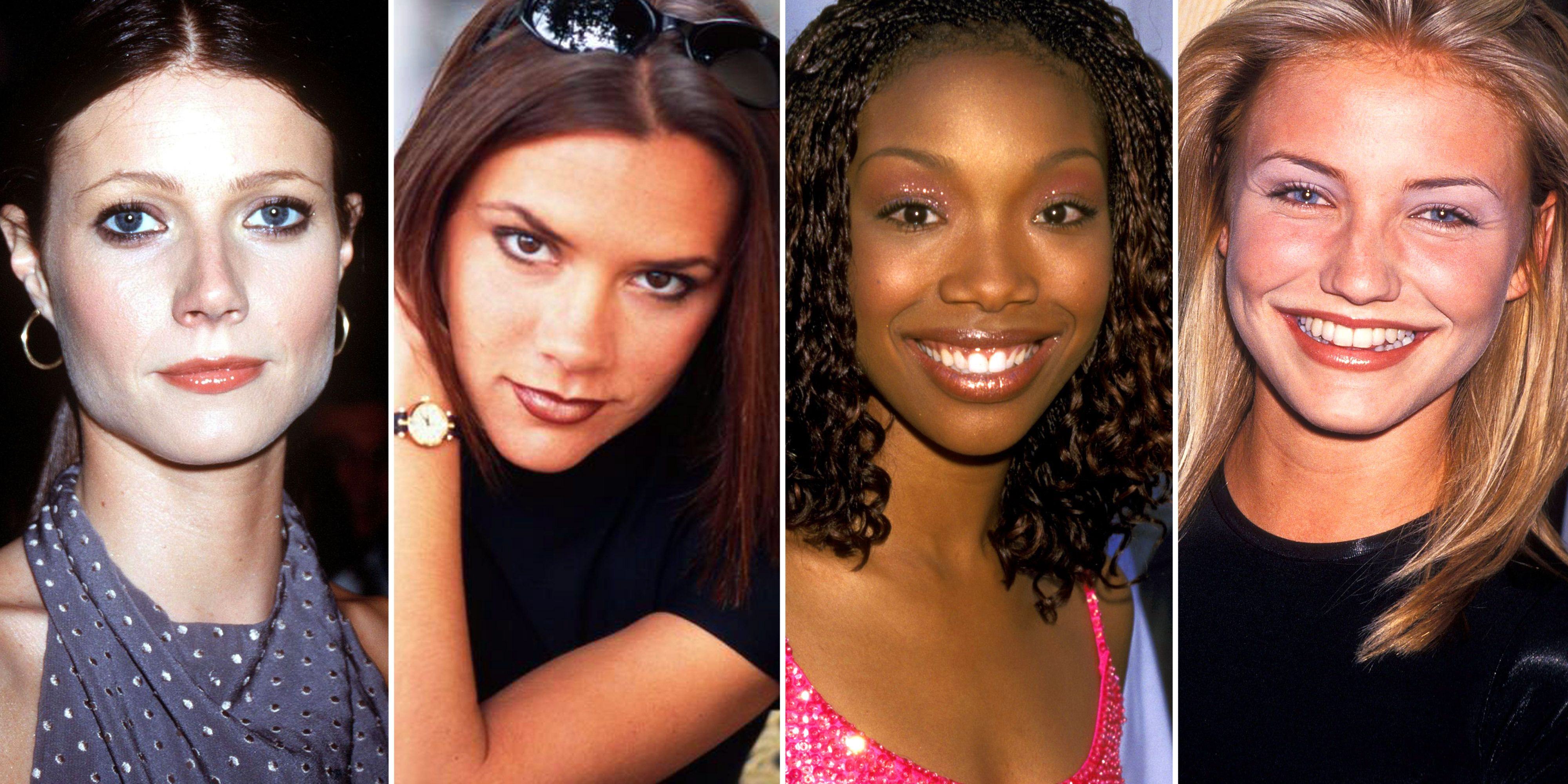 The Best 90s Makeup Looks To Recreate 1990s Makeup Ideas For Halloween Costume