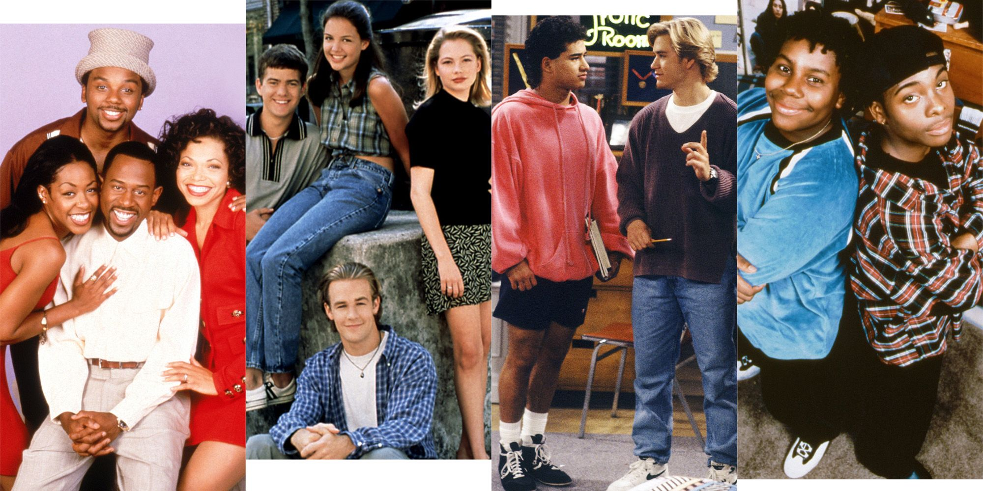 The 11 Most Stylish TV Shows of the '90s, Ranked