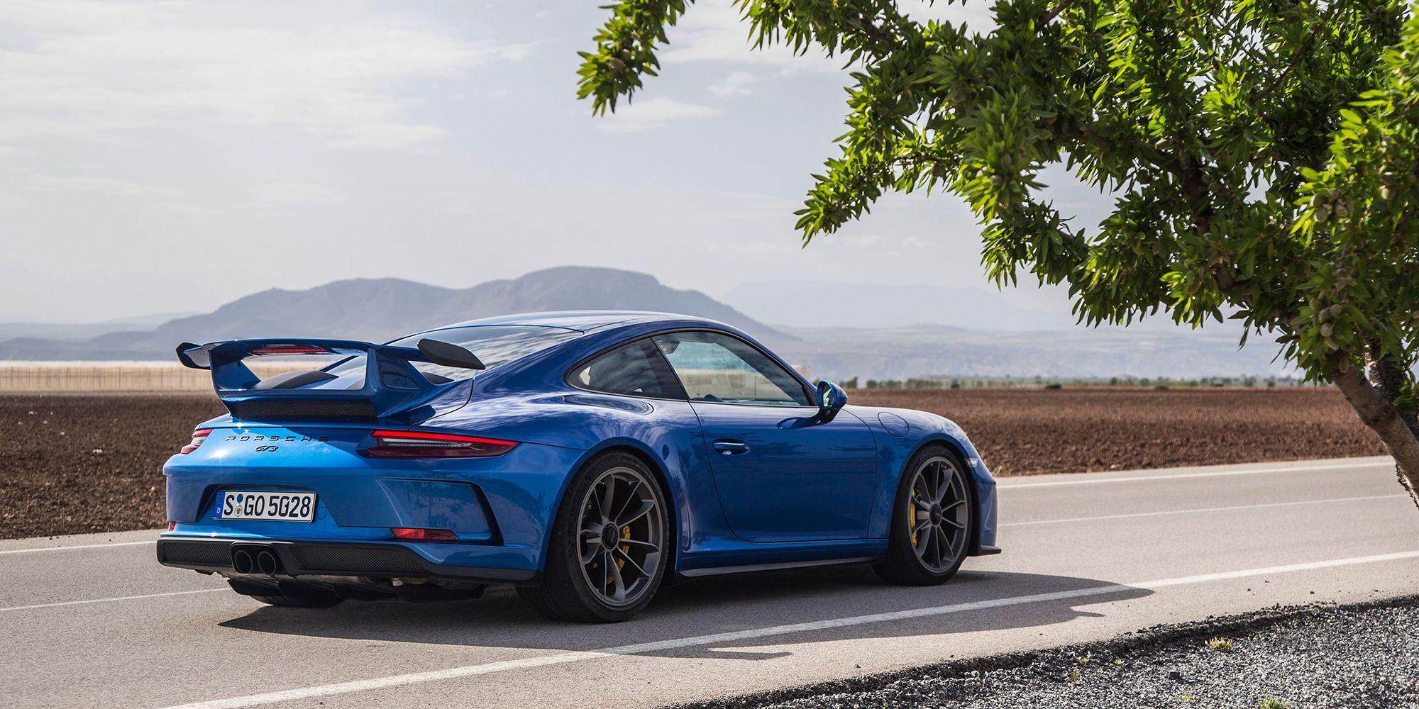Porsche S Motorsport Boss Wants A Hybrid 911