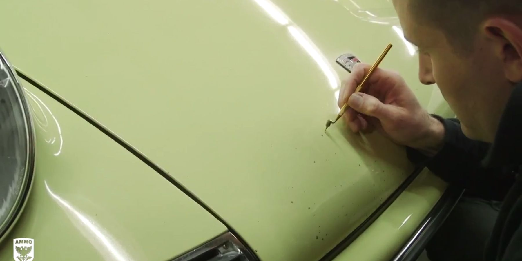 How To Touch Up Rock Chips On Your Car