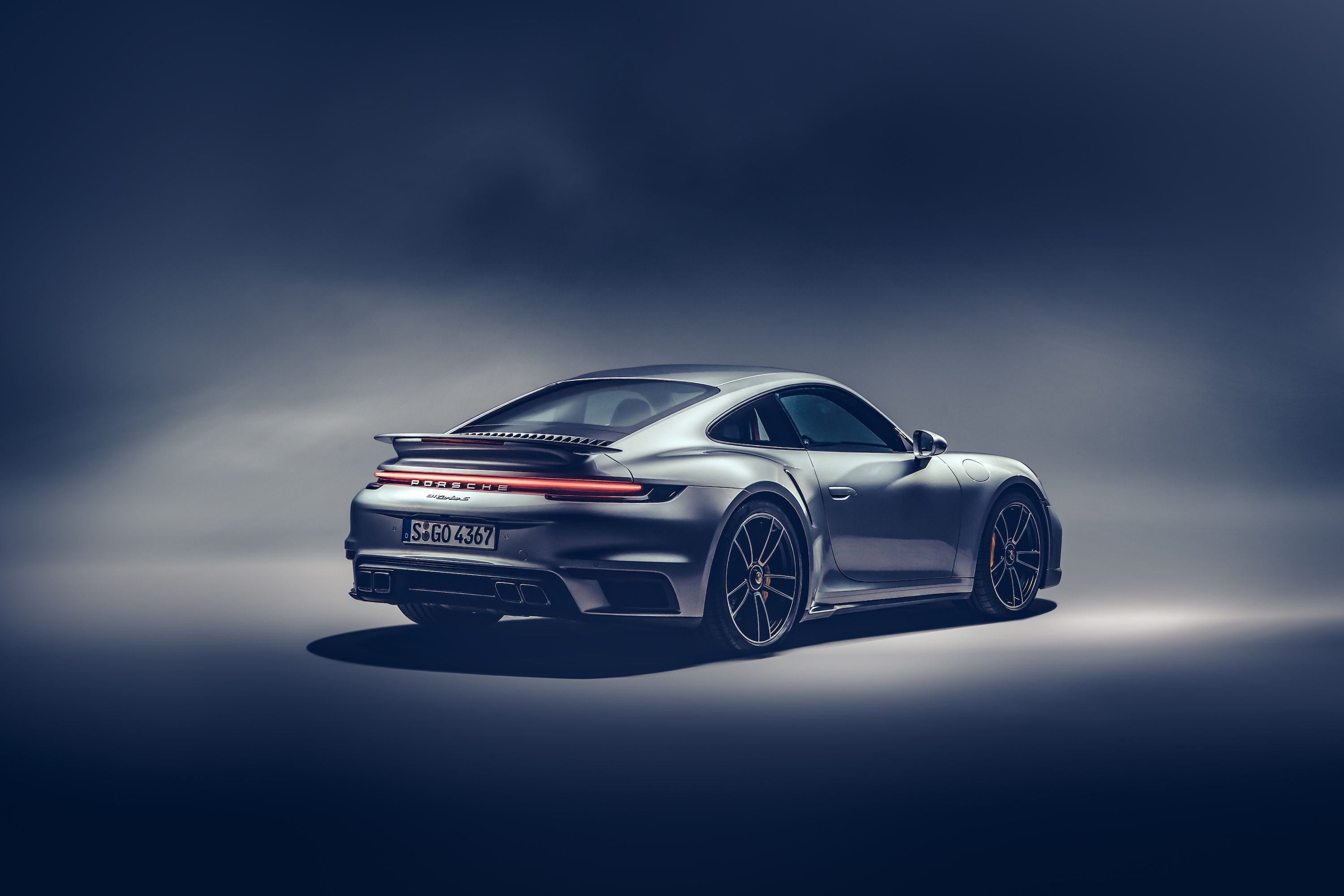 Why the 2021 Porsche 911 Turbo S Got Such a Big Power Boost