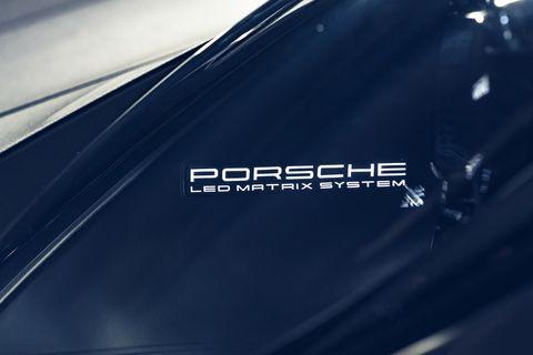 2021 Porsche 911 Turbo S in detail