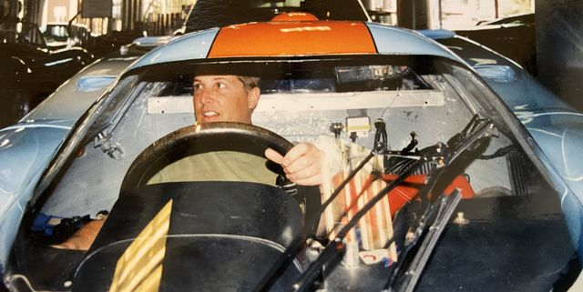 How Jerry Seinfeld Found Steve McQueen's Porsche 917 on a Used Car Lot