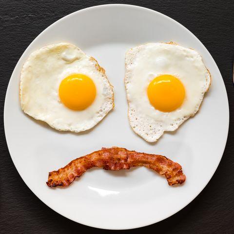 Dish, Fried egg, Food, Egg, Breakfast, Cuisine, Ingredient, Egg yolk, Meal, Poached egg,