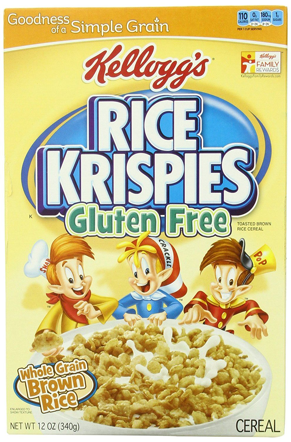 Gluten Free Cereal >> Best Gluten Free Cereal List What Cereals Are Gluten Free Delish Com