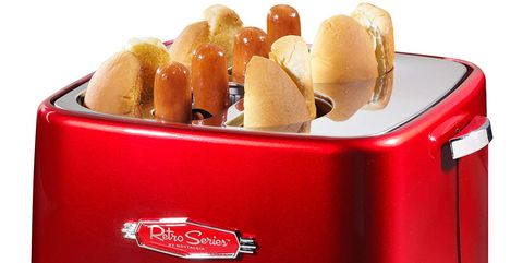 Small appliance, Toaster, Food, Cuisine, Home appliance, Dish, Side dish, Fast food,