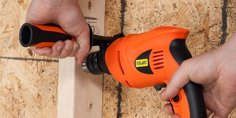 Impact driver, Handheld power drill, Impact wrench, Tool, Hammer drill, Screw gun, Power tool, Drill, Reciprocating saw,