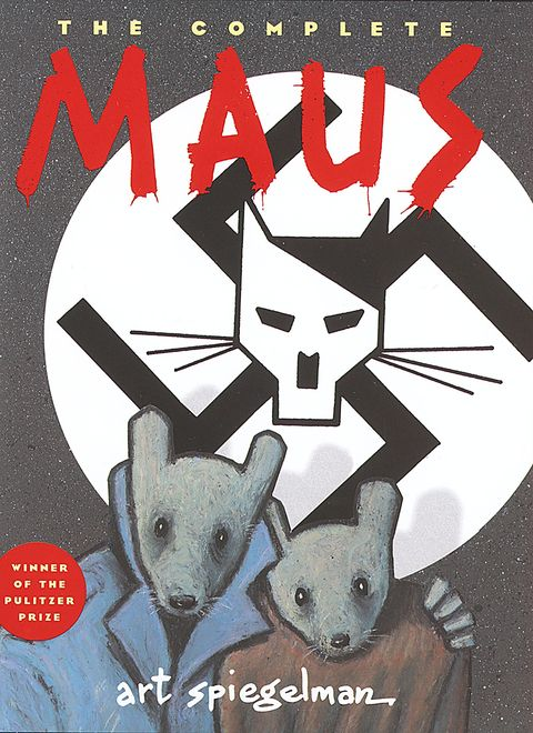 Maus front cover