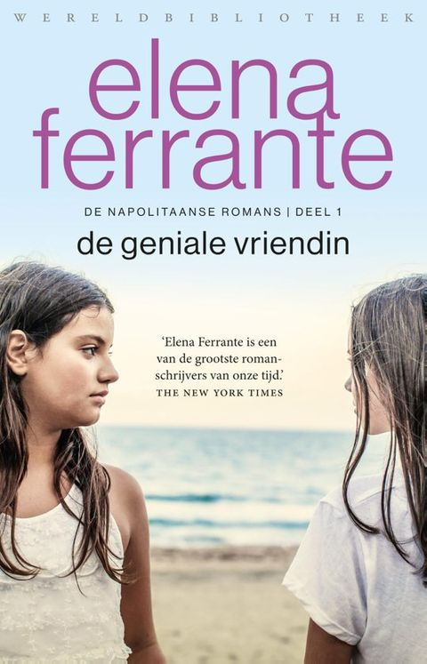 Elena Ferrante - de Napolitaanse romans