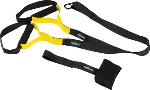 Strap, Yellow, Personal protective equipment, Leash, Fashion accessory,