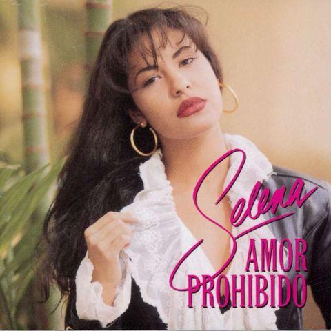 selena album cover
