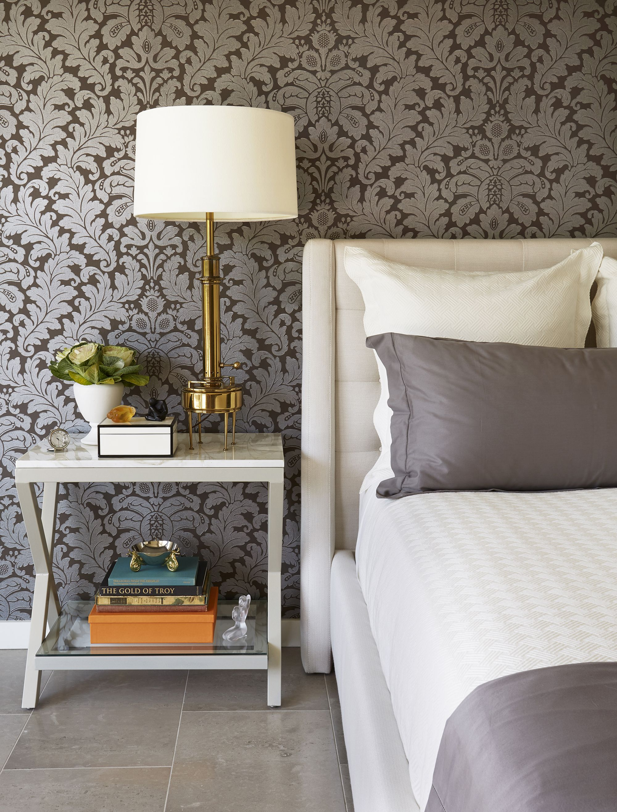 12 Bedroom Wallpaper Ideas - Statement Wallpapers We Love