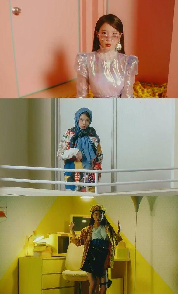 IU 超唯美「8個造型」回歸!新歌〈BBIBBI〉MV 中挑戰 R&B 舞步,有點傻傻的可愛!
