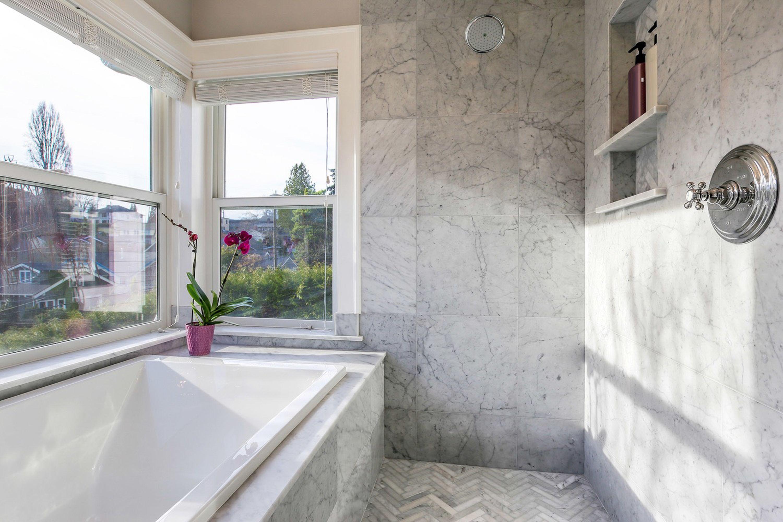 23 Marble Bathroom Ideas Stunning Baths With Marble Tile Tubs