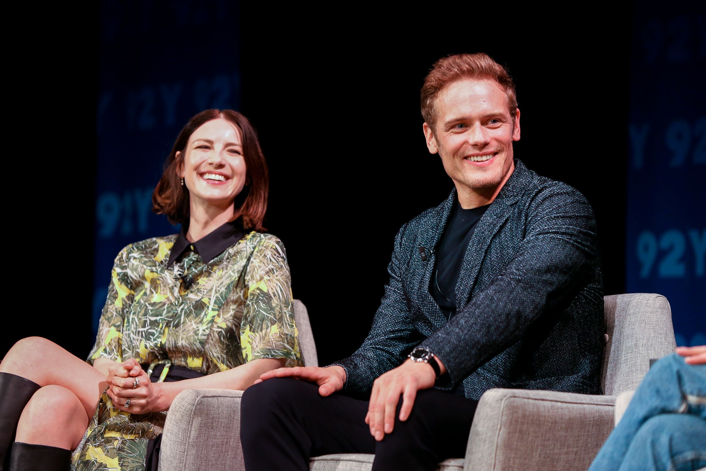 Did Sam Heughan Reveal a Major 'Outlander' Season 5 Spoiler?