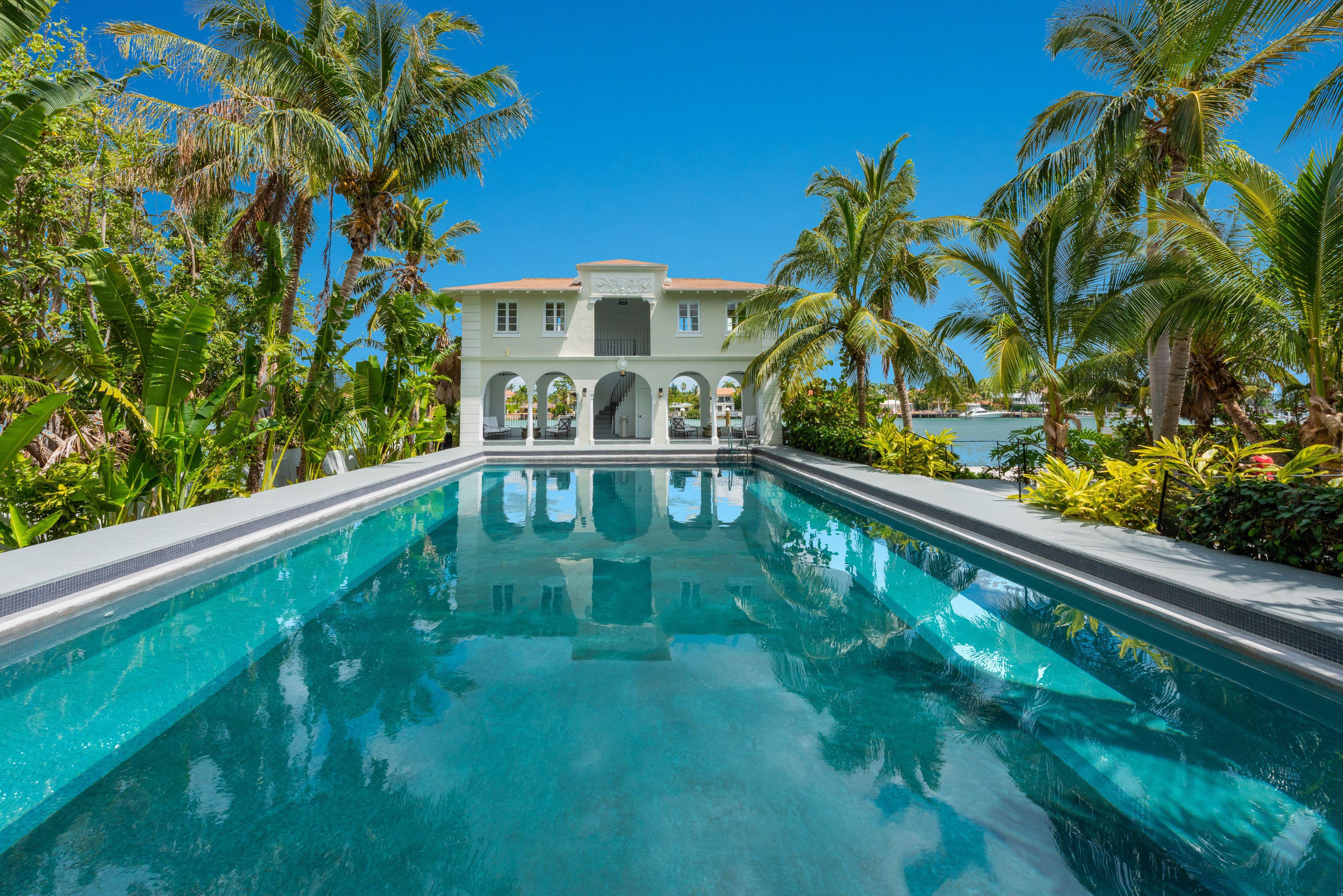 Celebrity Homes. See Inside Al Caponeu0027s Former Miami Beach Mansion