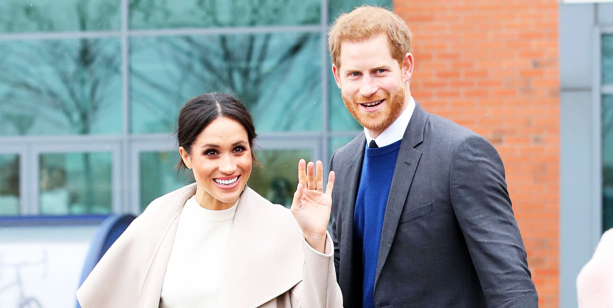 Meghan Markle and Prince Harry
