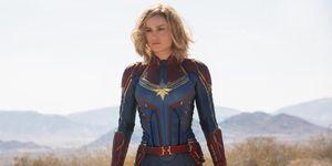 驚奇隊長,預告,復仇者聯盟3,漫威英雄,布莉拉森,Brie Larson,不存在的房間,奧斯卡影后