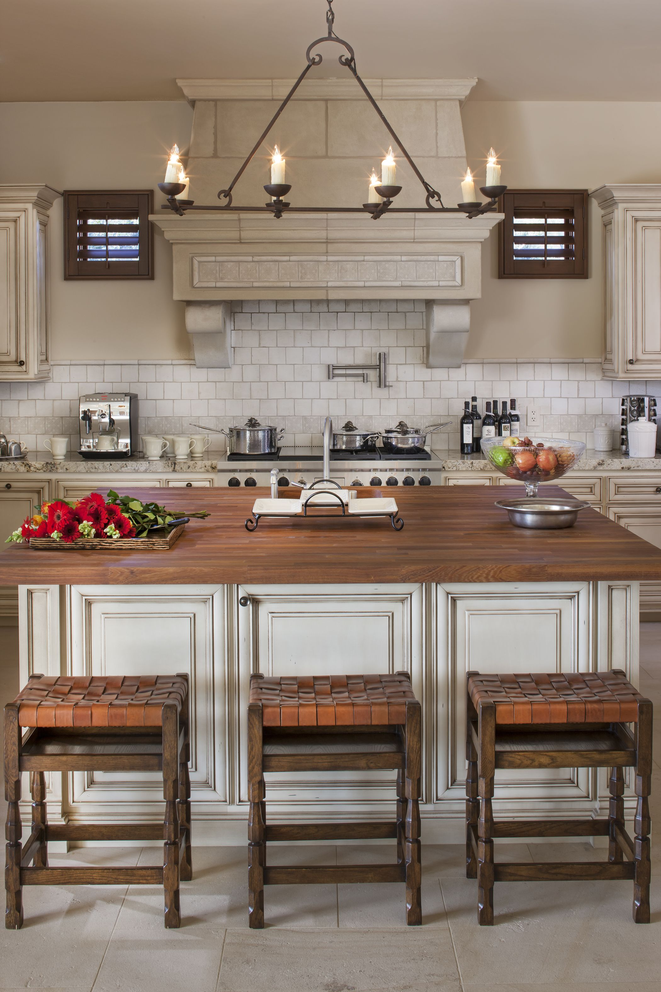 Concealed Kitchen Hoods