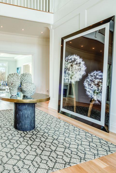 35 Entryways With Impressive Artwork Entryway Decor Ideas