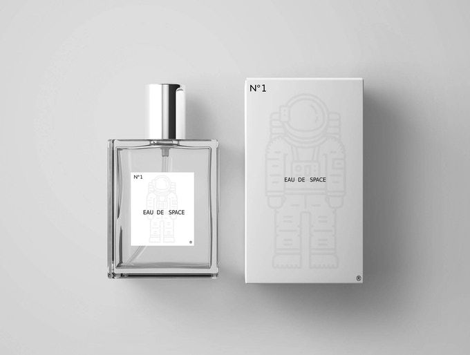 Eau de Space, the Perfume That Smells Like Outer Space