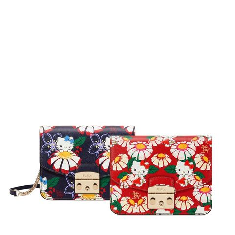 bd58020dd Courtesy of Furla. Blending polished design sensibility with Hello Kitty's  ...