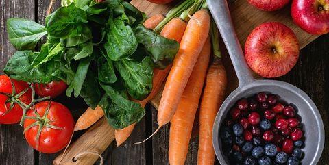 Natural foods, Food, Local food, Vegetable, Whole food, Superfood, Vegan nutrition, Leaf vegetable, Fruit, Carrot,