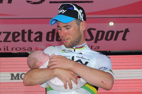 Cycling : 95th Tour of Italy 2012 / Stage 5