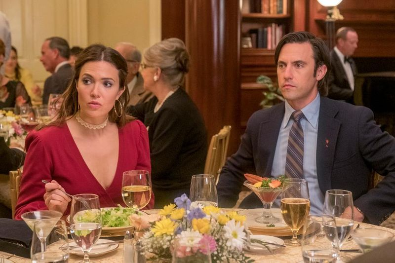 Twitter Was So Confused About Last Night's 'This Is Us' Season 4 Premiere