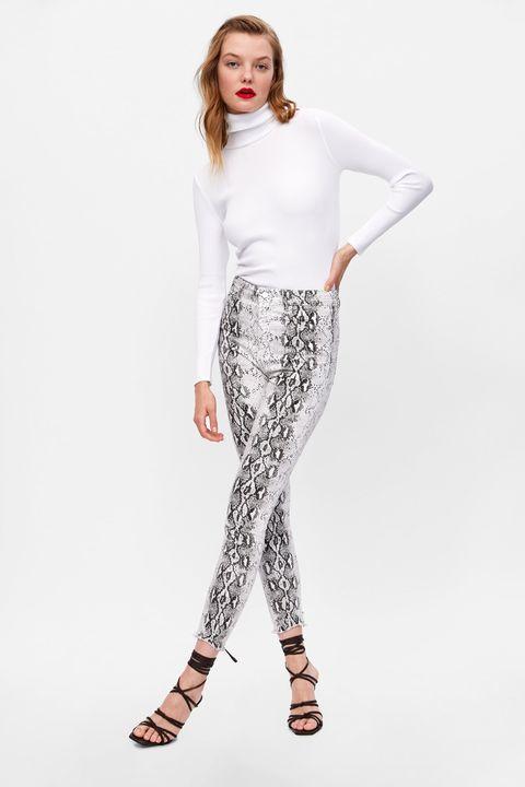 distribuidor mayorista 38da9 da1c9 Estos son los pantalones de Zara que toda influencer ...