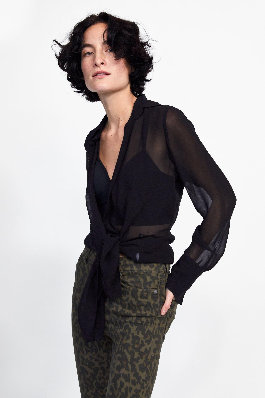moda jeans 2019, jeans leopardato, jeans maculato, denim animalier