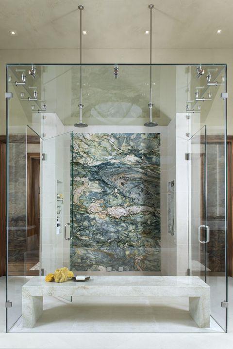 20 Enviable Walk In Showers Stylish Shower Design