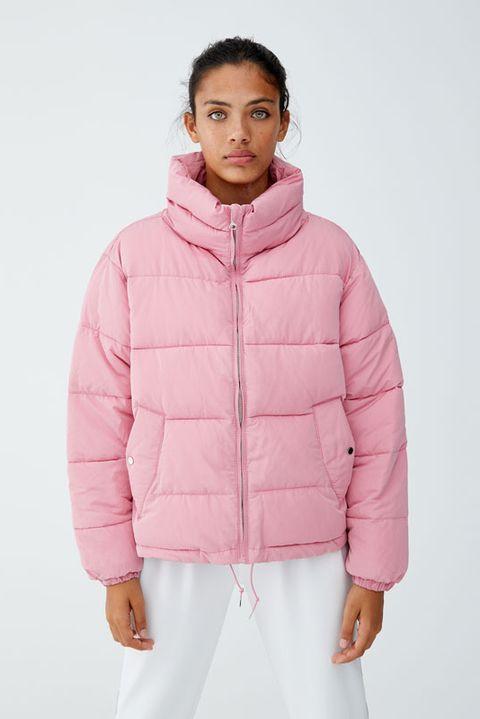 como escoger salida para la venta diseño unico Los nueve abrigos acolchados de Pull & Bear que te salvarán ...