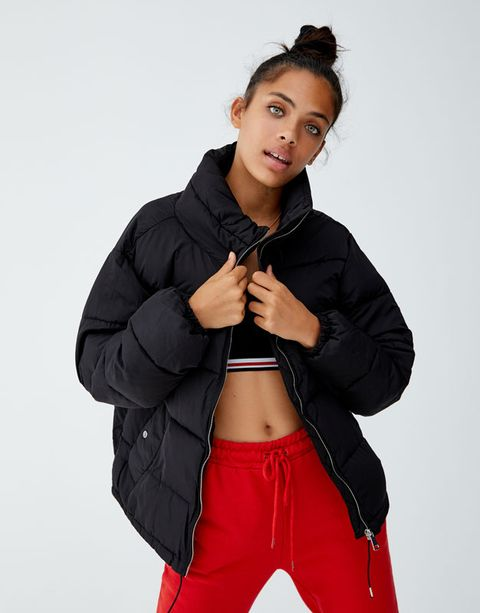 Clothing, Outerwear, Jacket, Standing, Fashion, Sleeve, Shoulder, Photo shoot, Photography, Hood,