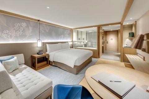 台北中山九昱希爾頓逸林酒店推出「分秒必爭住房優惠」