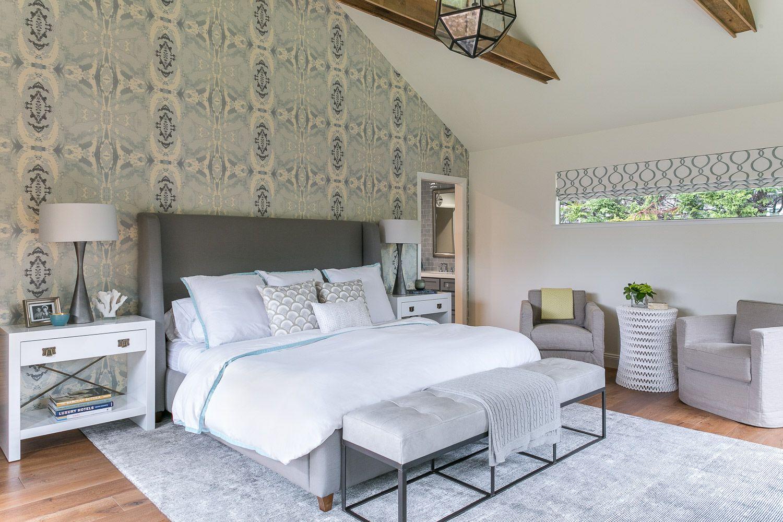 12 Bedroom Wallpaper Ideas - Statement Wallpapers We Love