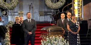 Jos José funeral