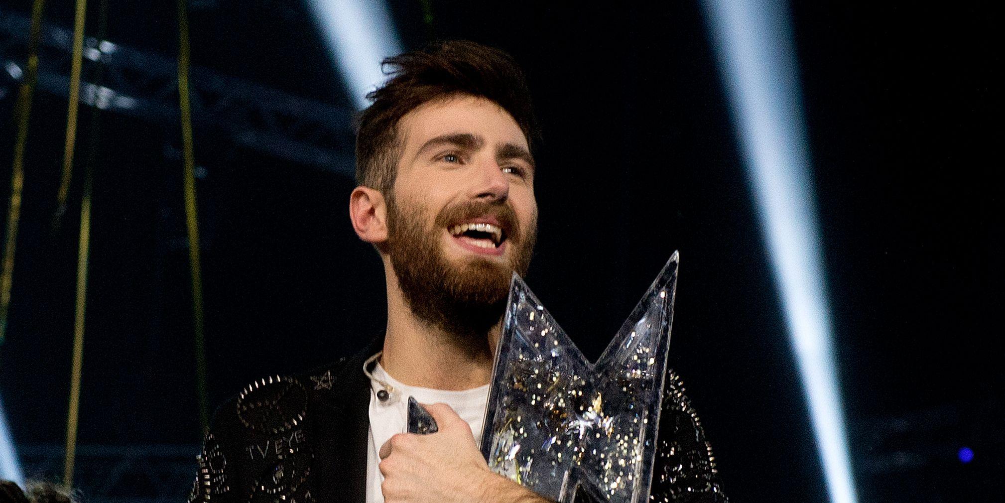 Il vincitore di X Factor 2017 Lorenzo Licitra
