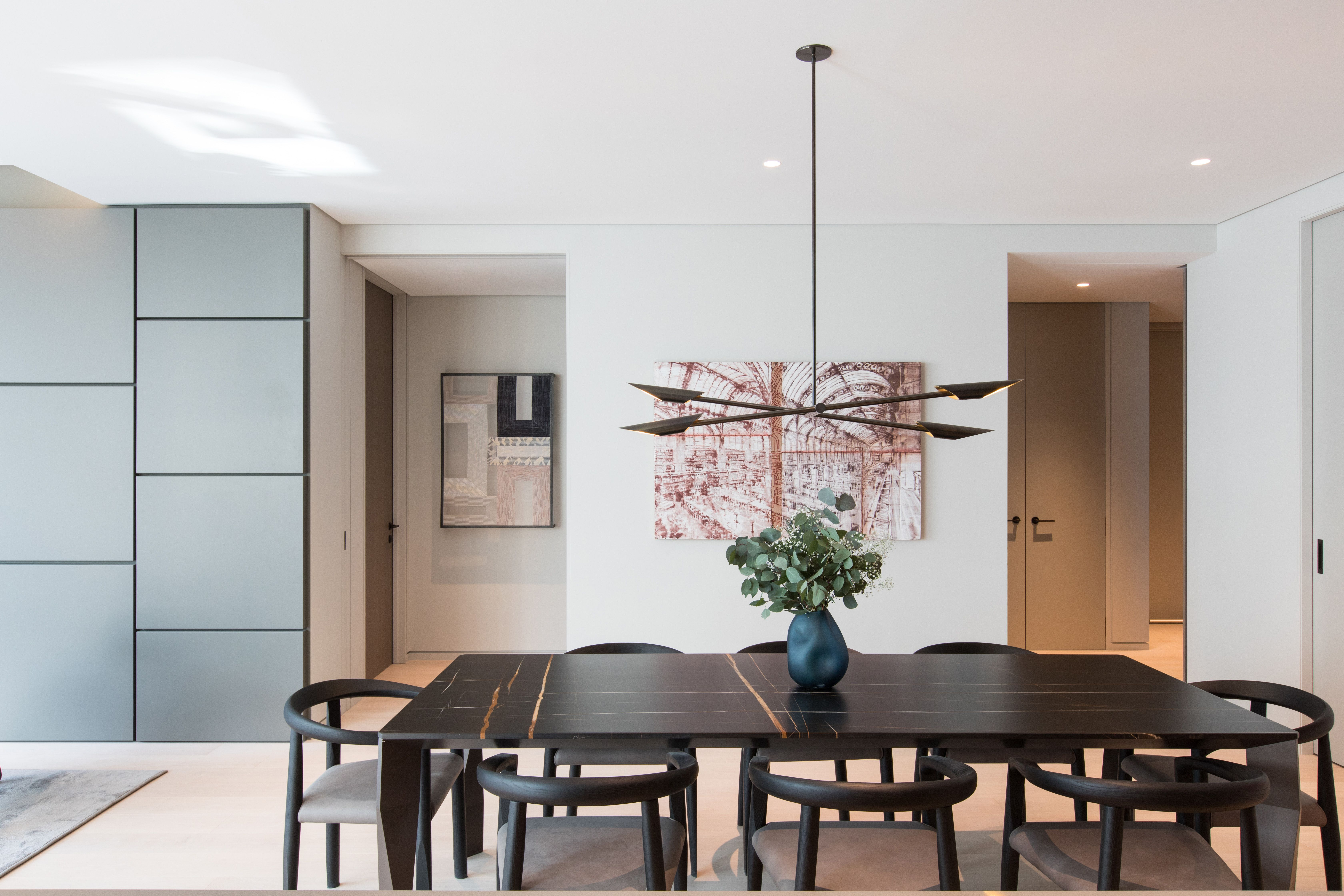 Minimalist Dining Rooms That Are Far From Boring