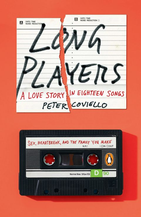 Long Players: A Love Story in Eighteen Songsby Peter Coviello