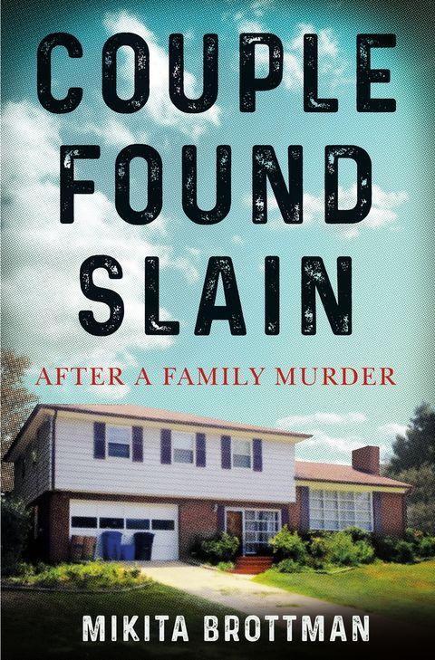 couple found slain book cover