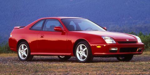Land vehicle, Vehicle, Car, Coupé, Sedan, Sports car, Honda, Honda prelude, Rim,