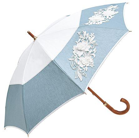 夏の日差し対策は令嬢スタイルで! 華やか日傘&サングラス特集