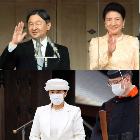 皇后雅子さまが魅了した令和のご公務ファッション16
