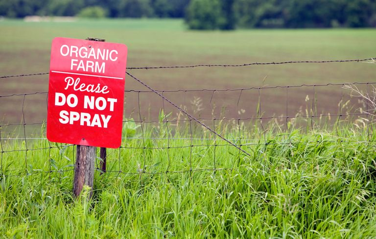 Organic Pesticides And Other Pest-Control Techniques