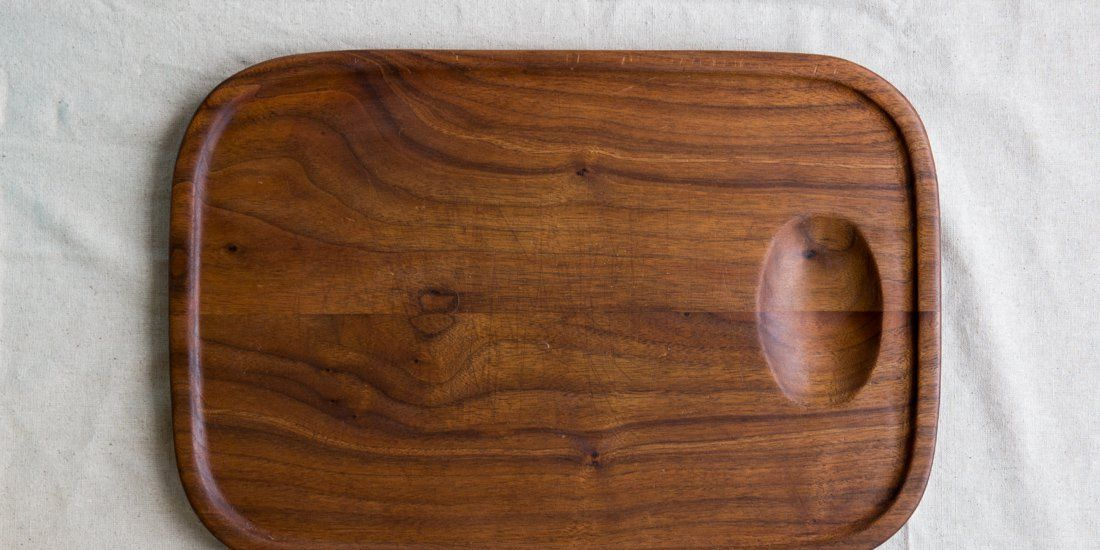 How To Recondition An Old Wooden Cutting Board And Make It Look Like New