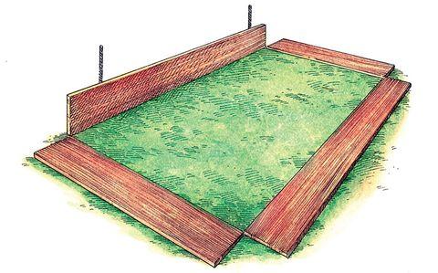 строительство арматурной кровати